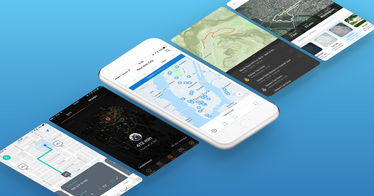 Create a map view compatible with SwiftUI